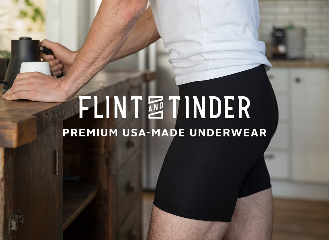 Usa made underwear hero