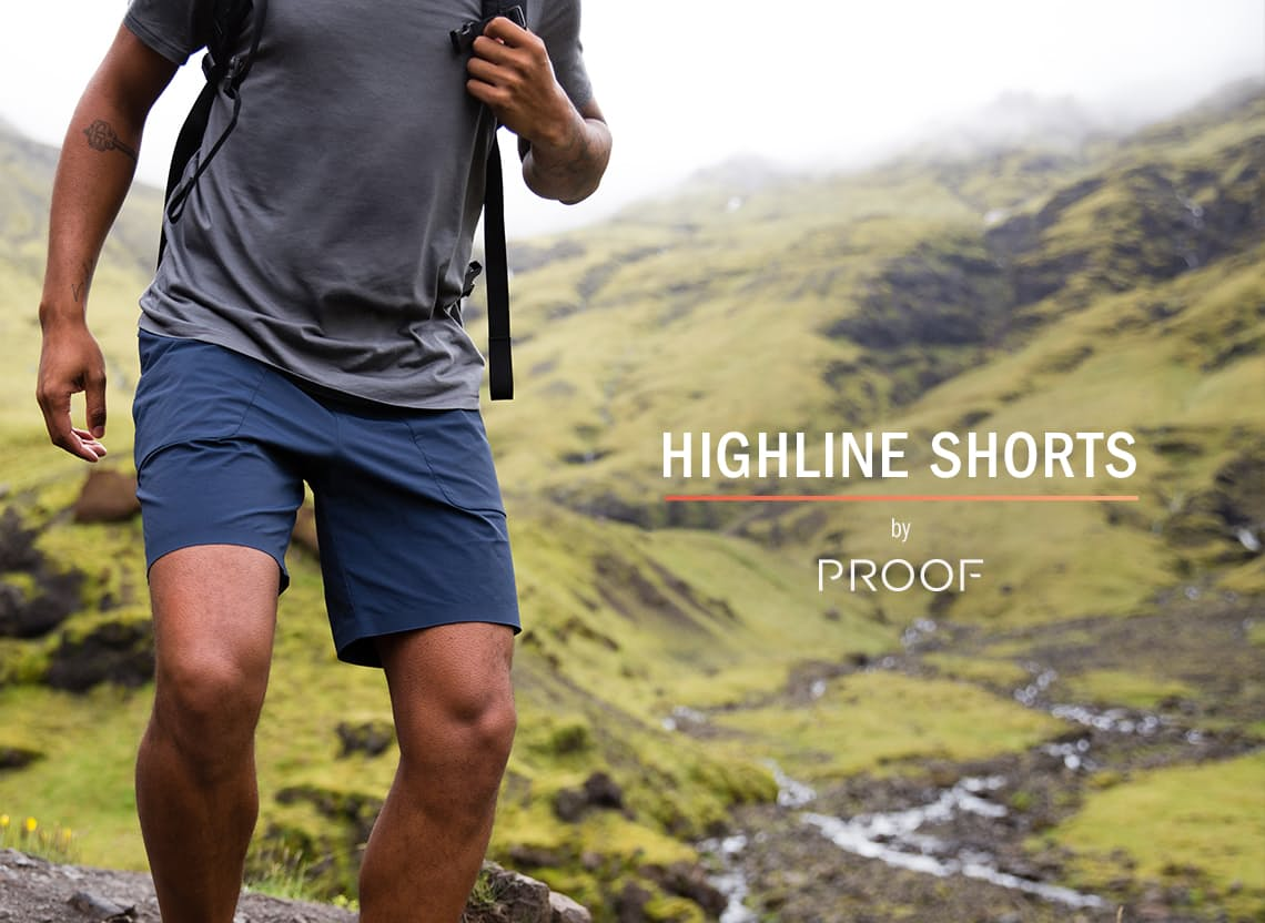 Highlineshorts hero