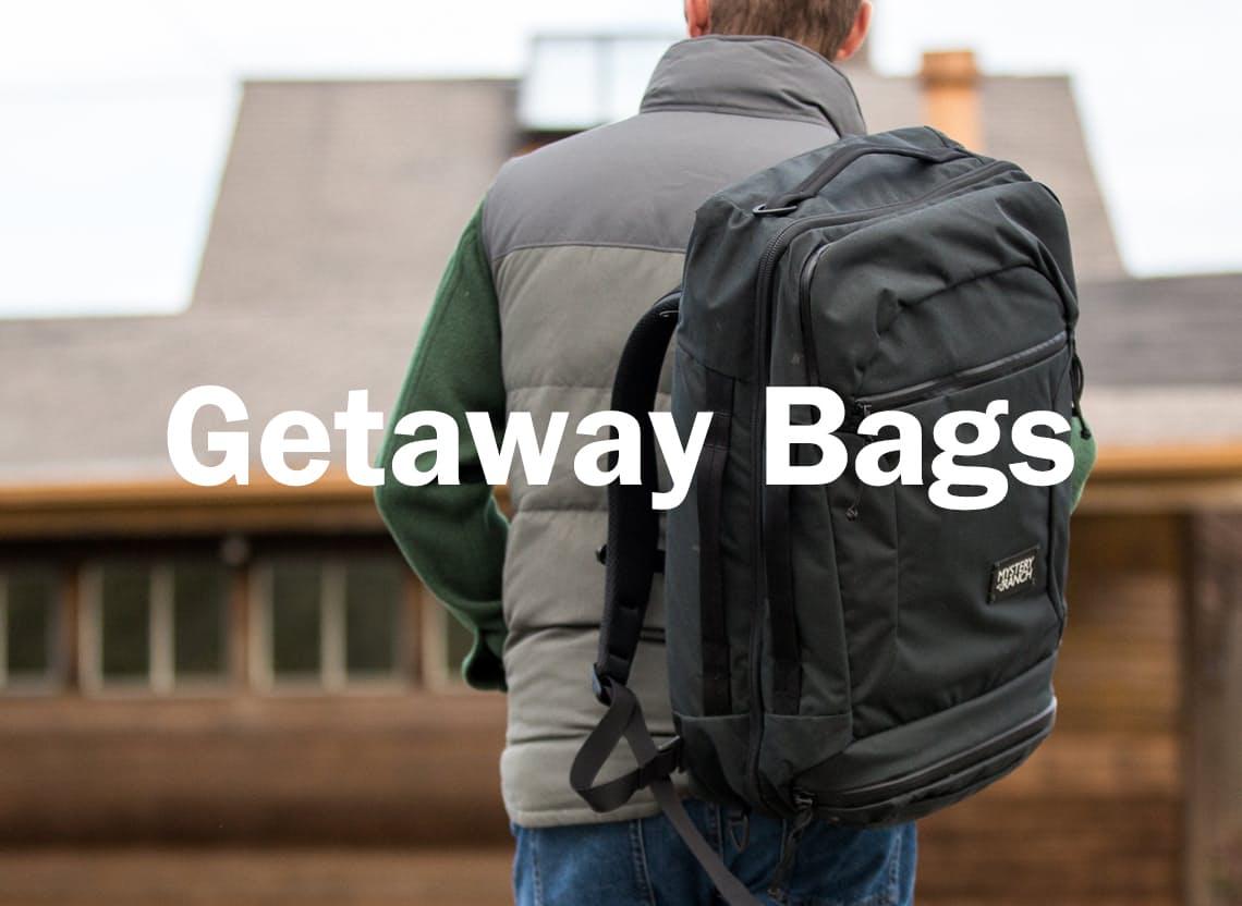Getawaybags hero 1812