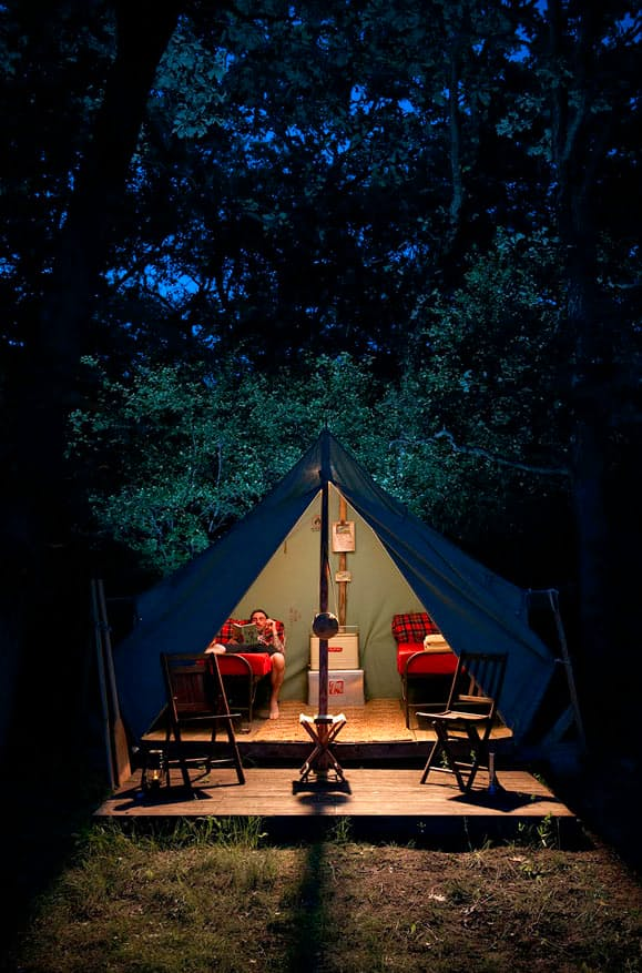 A Camp For Quot Grown Ups Quot Huckberry