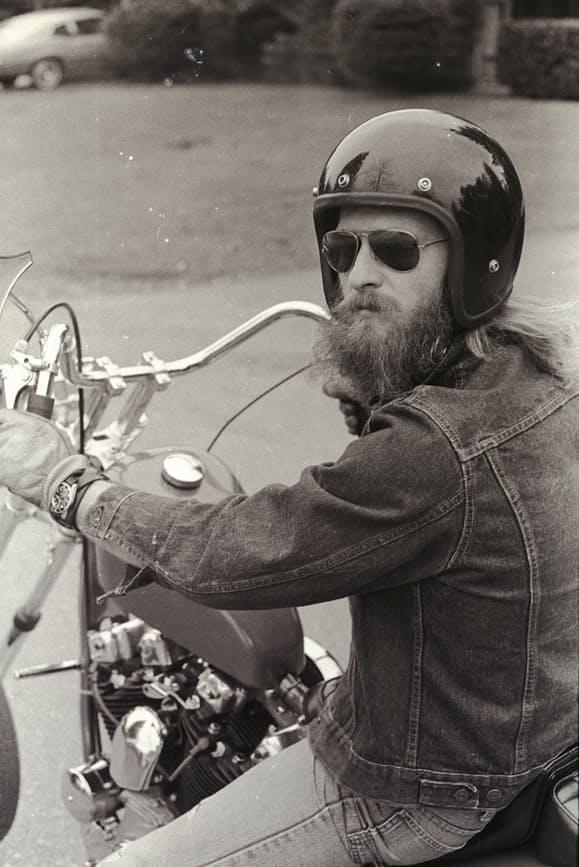 Vintage Biker Rings Huckberry