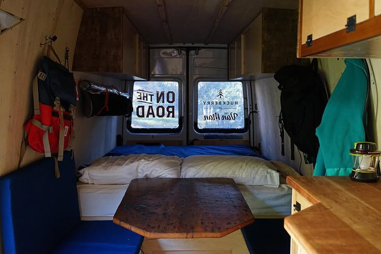 How to: Build Out a Sprinter Van, Part 1   Huckberry