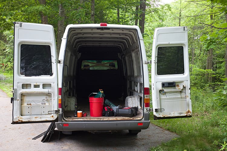 How to: Build Out a Sprinter Van, Part 1 | Huckberry