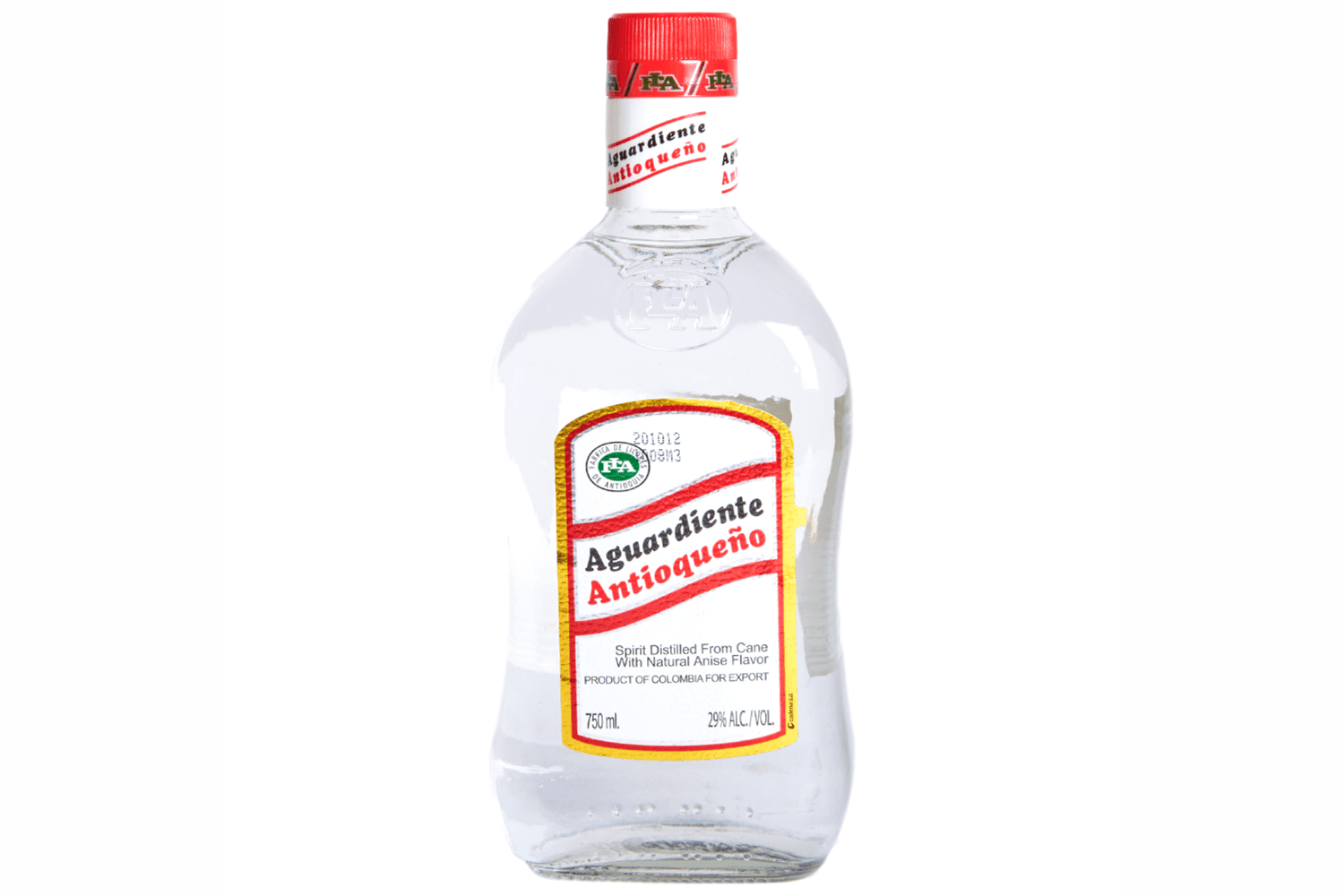 Aguardiente from Colombia