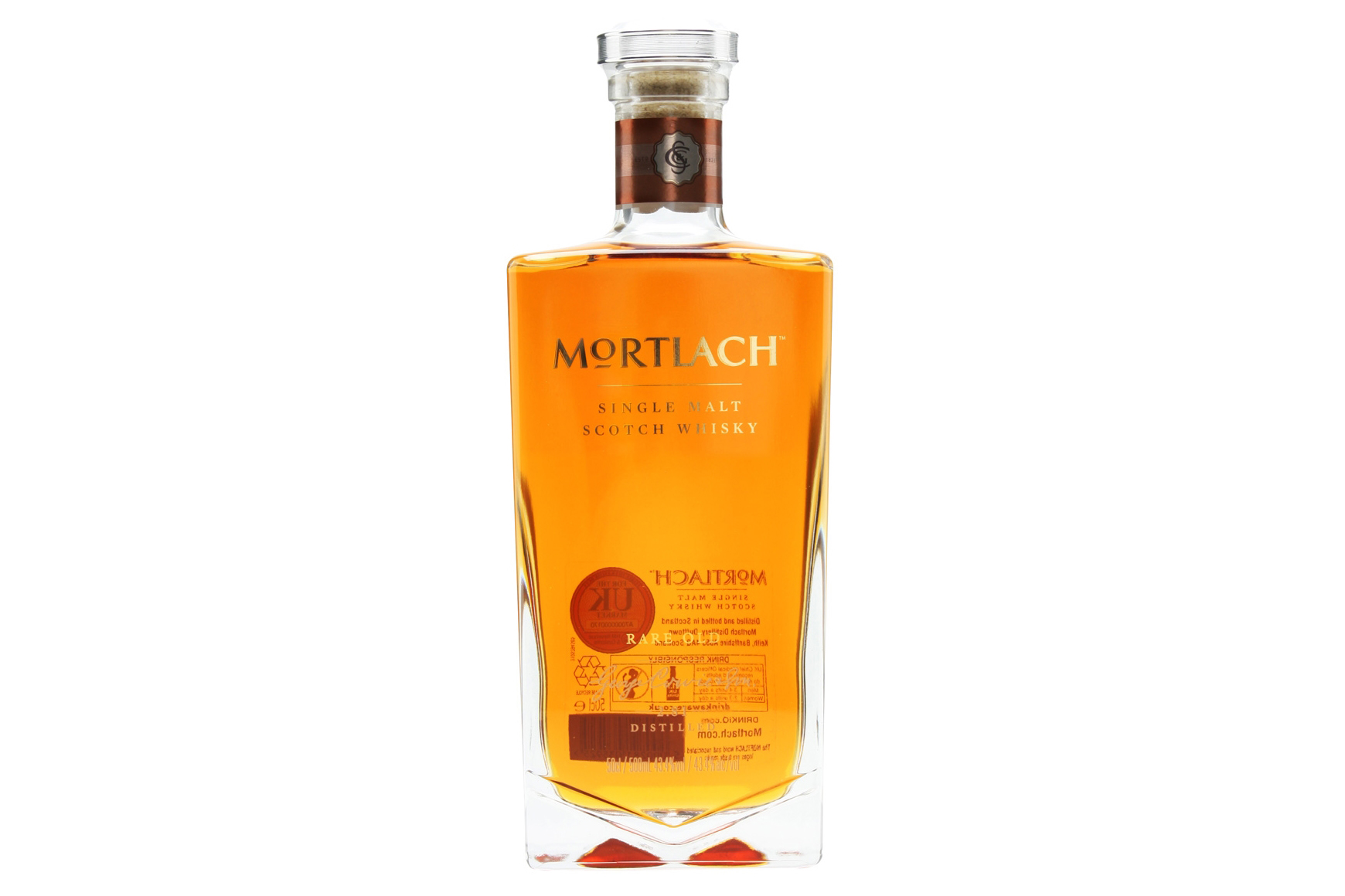 Mortlach Rare Old Single Malt Scotch Whiskey