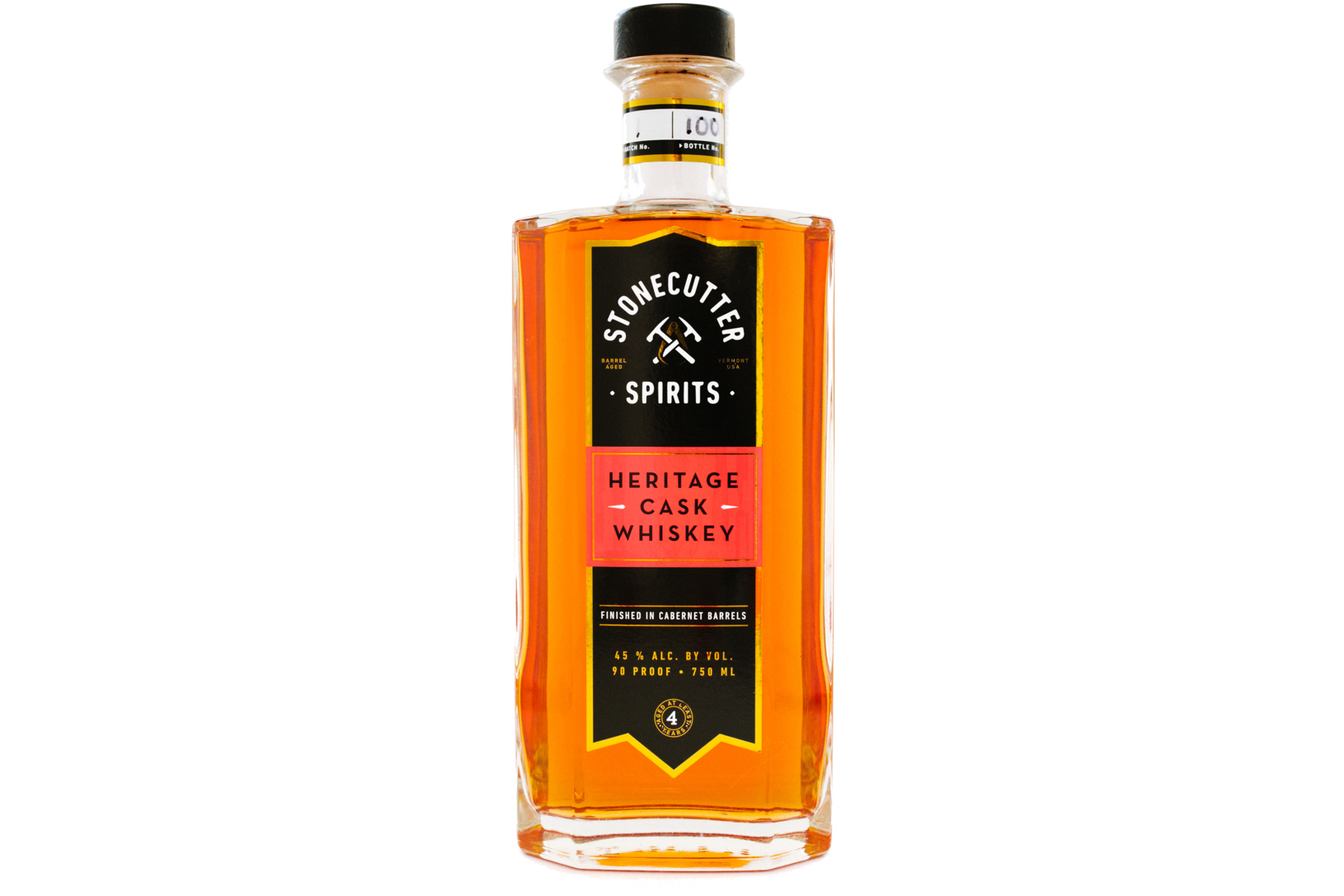 Stonecutter Spirits Heritage Cask Whiskey
