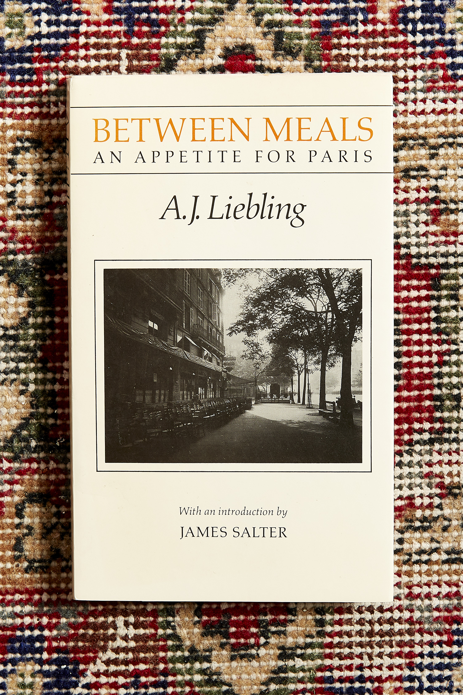 Between Meals by A.J. Leibling