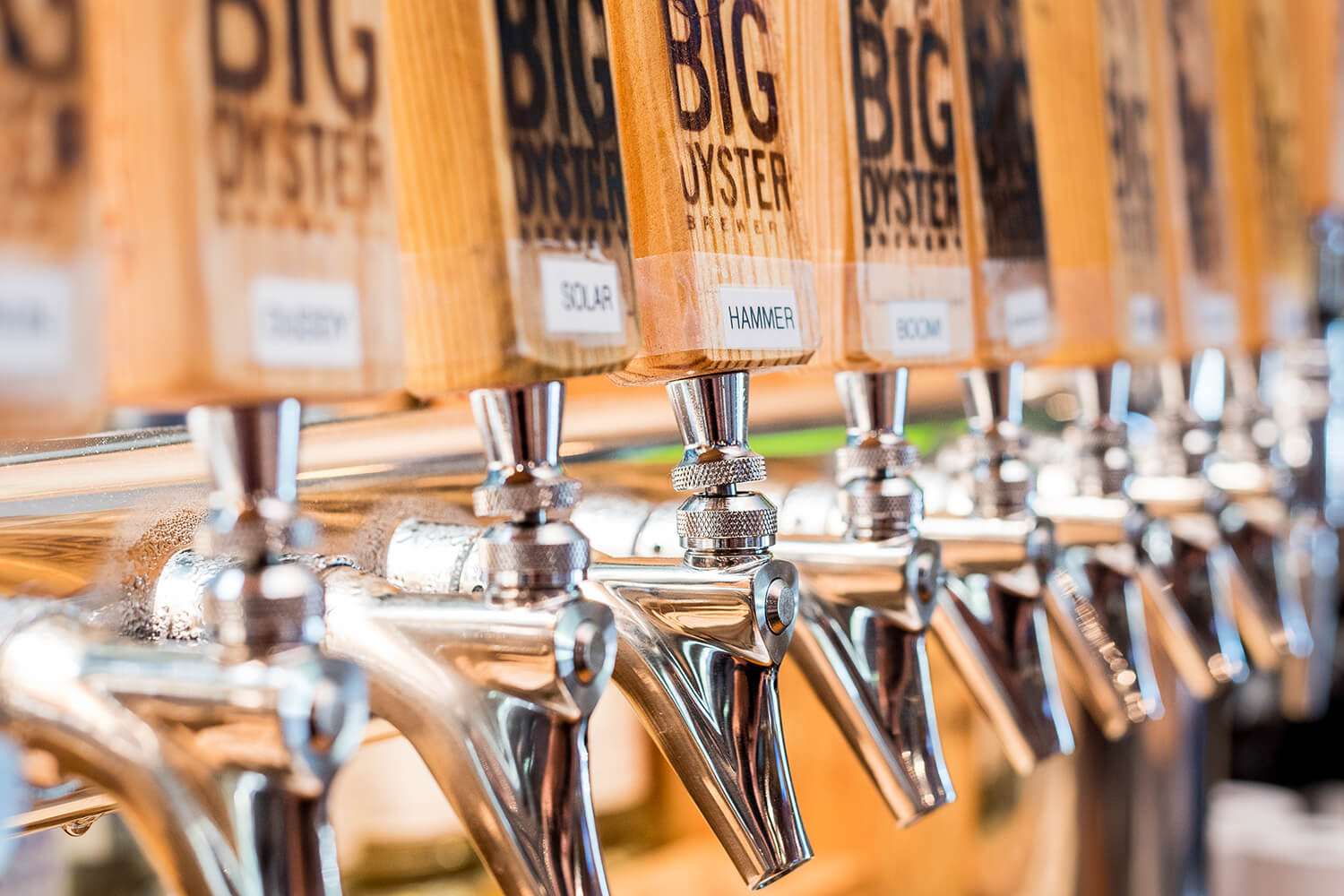 Big Oyster Brewery in Lewes, Delaware