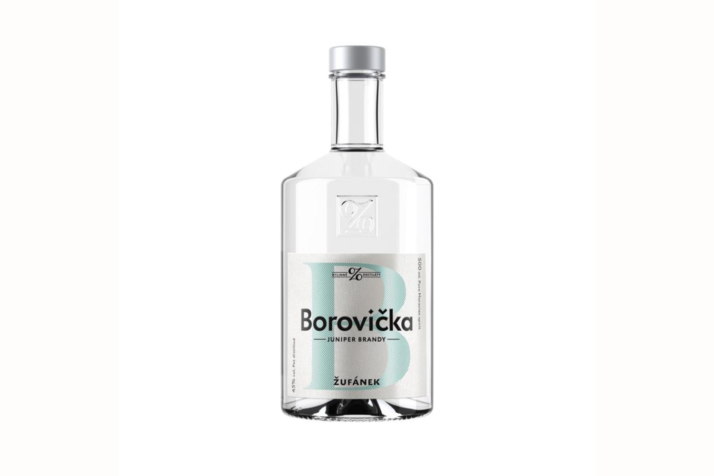 Slovakia: Borovička