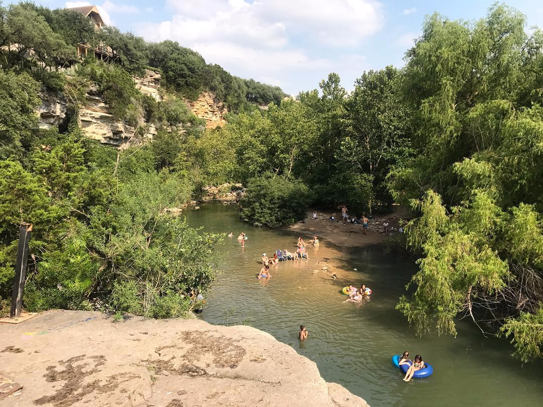 Campbell's Hole at Barton Creek
