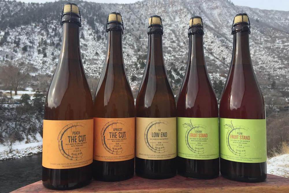 Casey Brewing & Blending in Glenwood Springs, Colorado