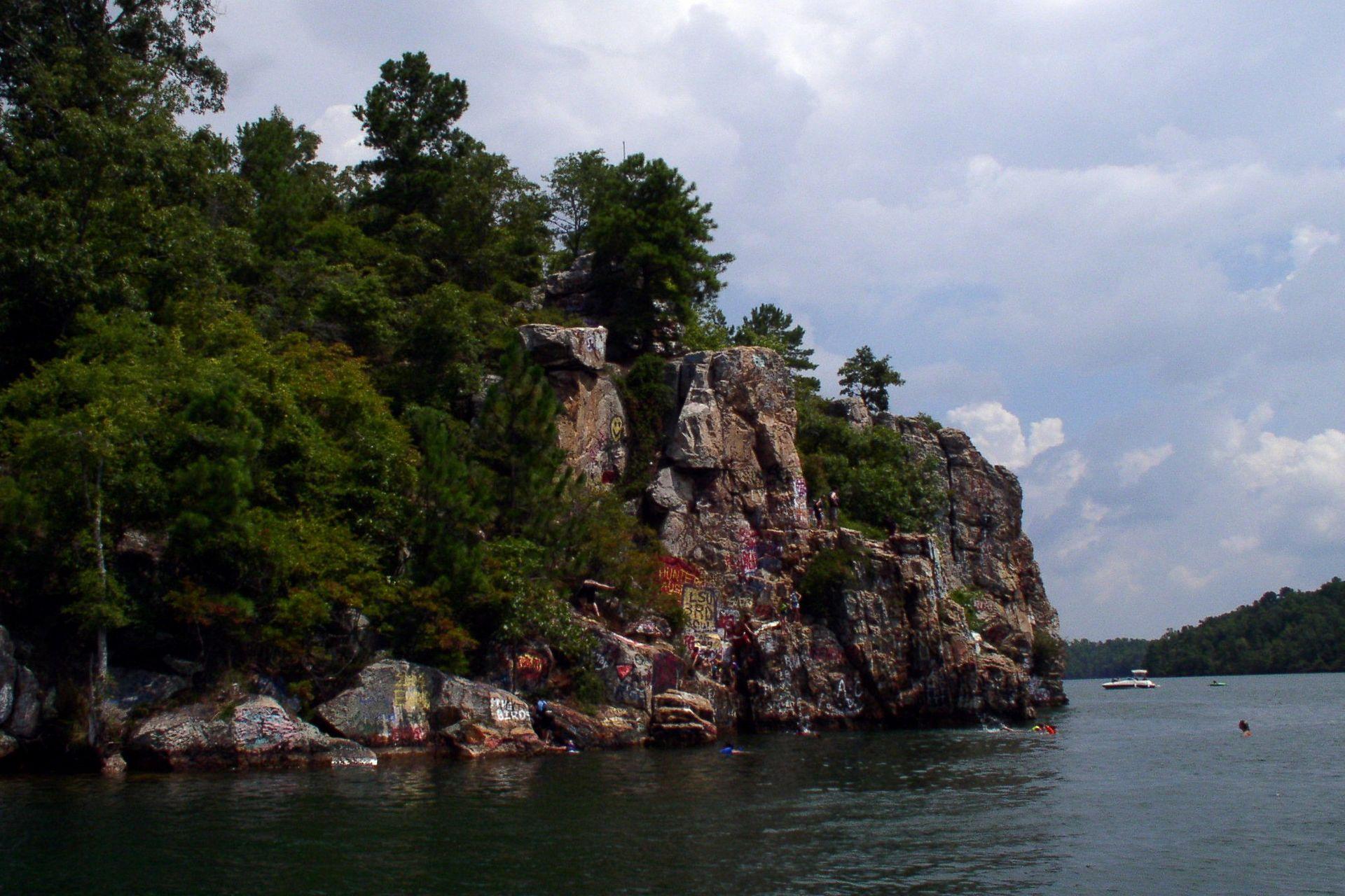 Chimney Rock Island