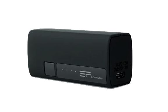 EcoFlow River Rapid - Compact Portable Power Bank