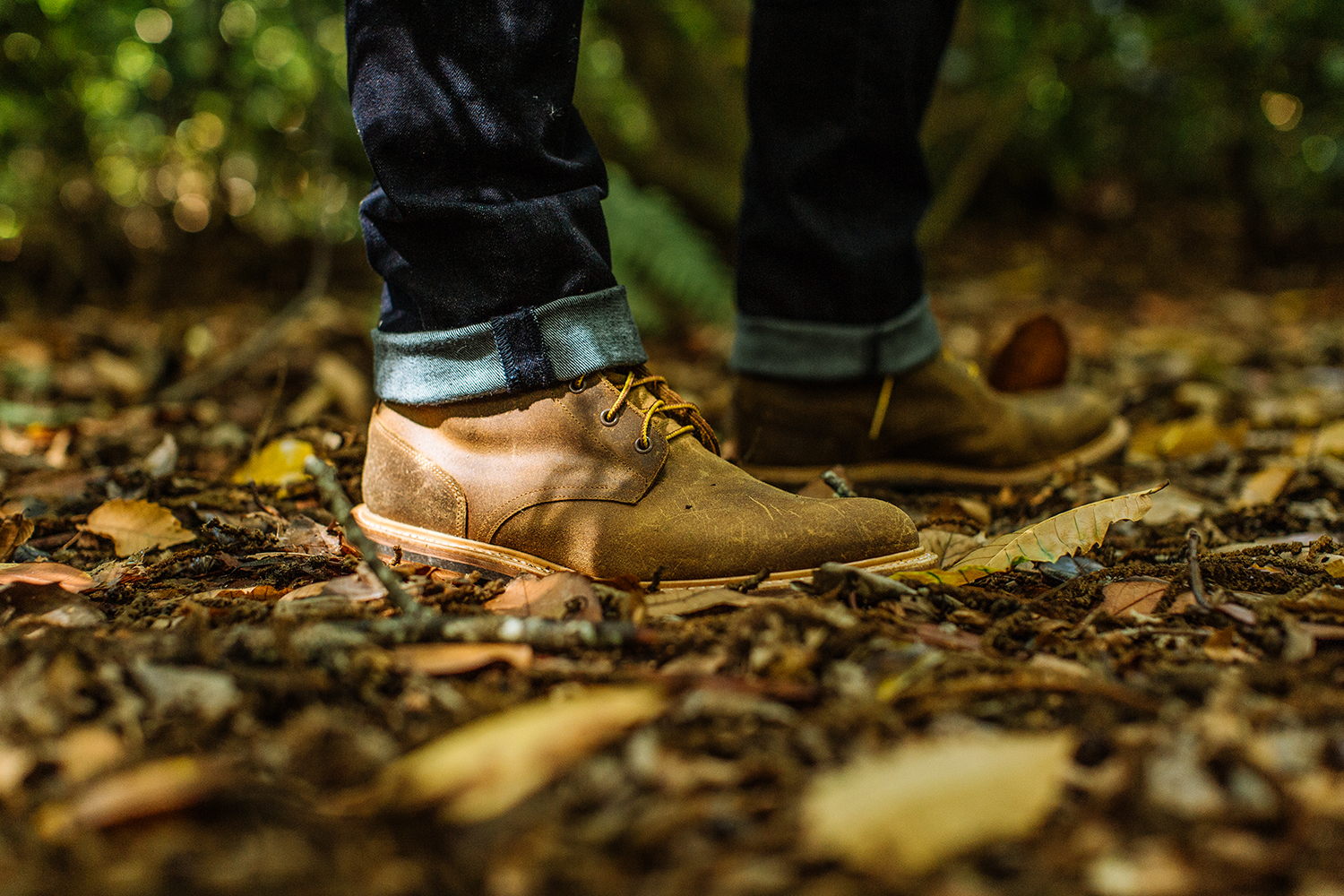 Trickers Low Leg Logger - Exclusive