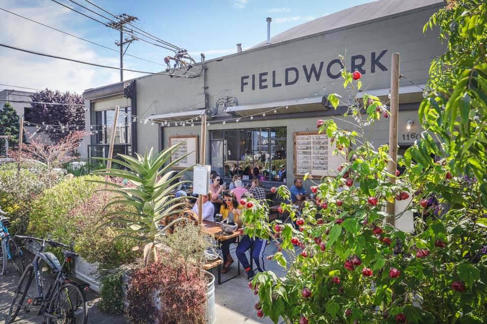 Fieldwork Brewing Company in Berkeley, California
