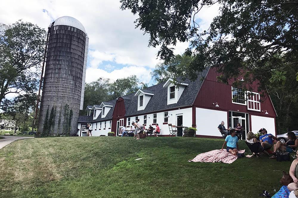 Fox Farm Brewery in Salem, Connecticut