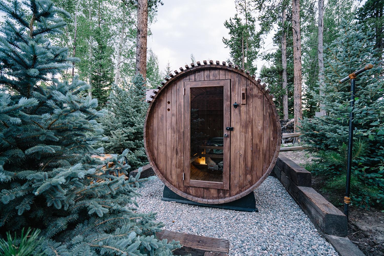 Freedom Cabin Sauna