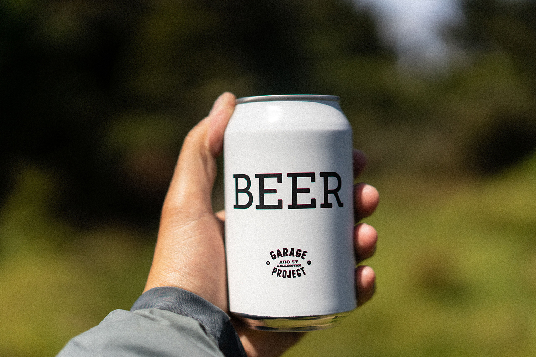 Garage Project Beer