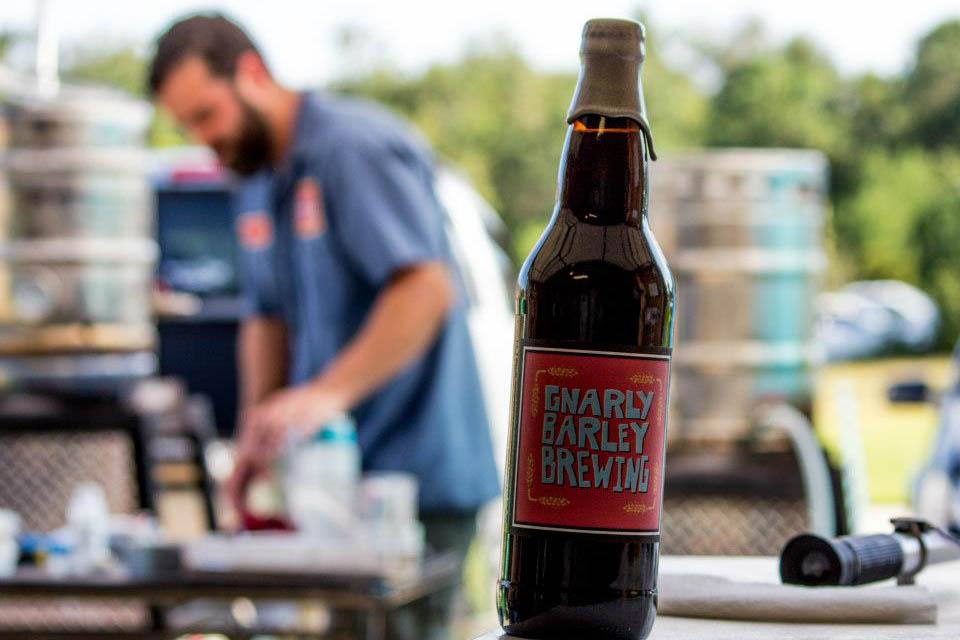Gnarly Barley Brewing Company in Hammond, Louisiana