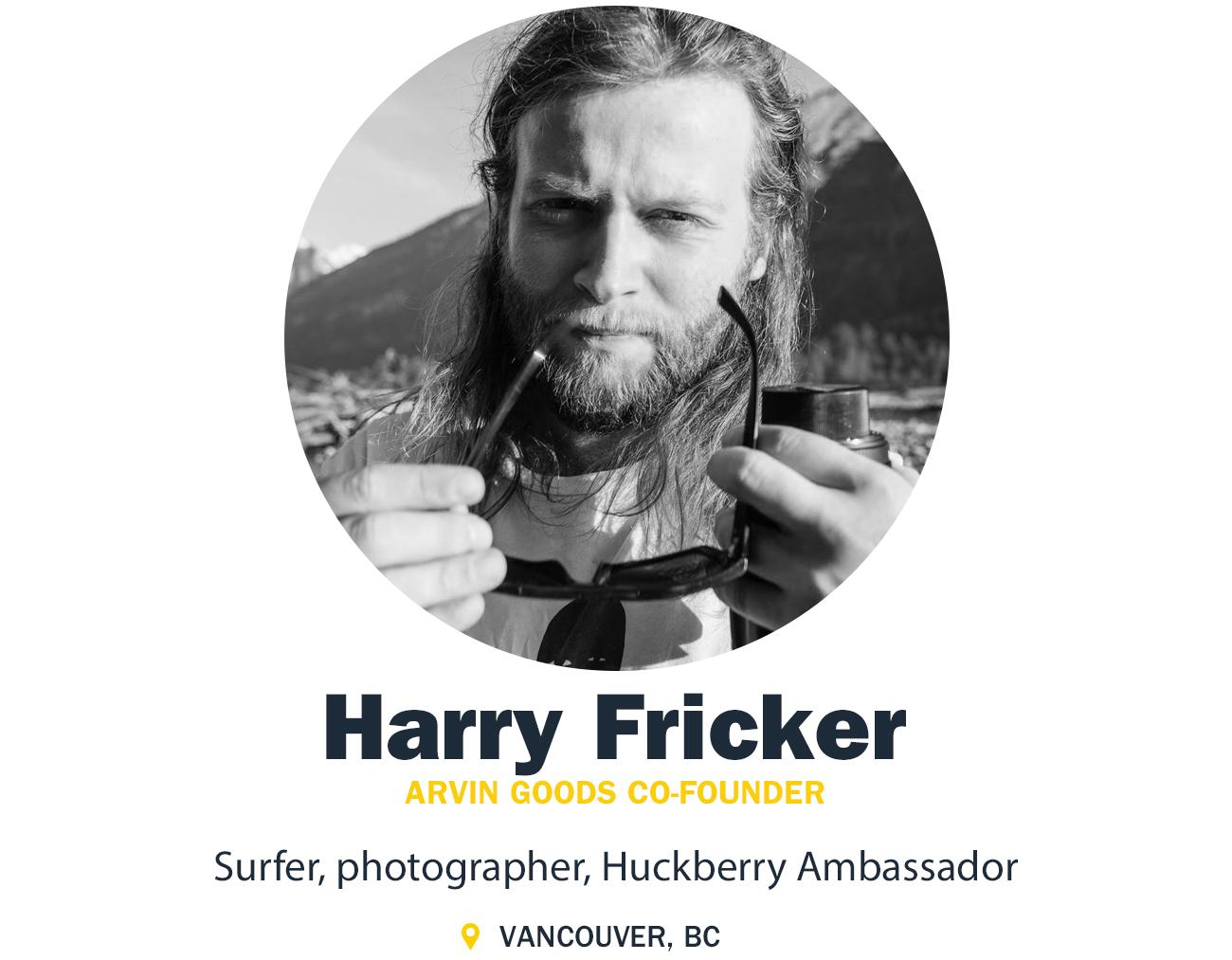 Harry Fricker