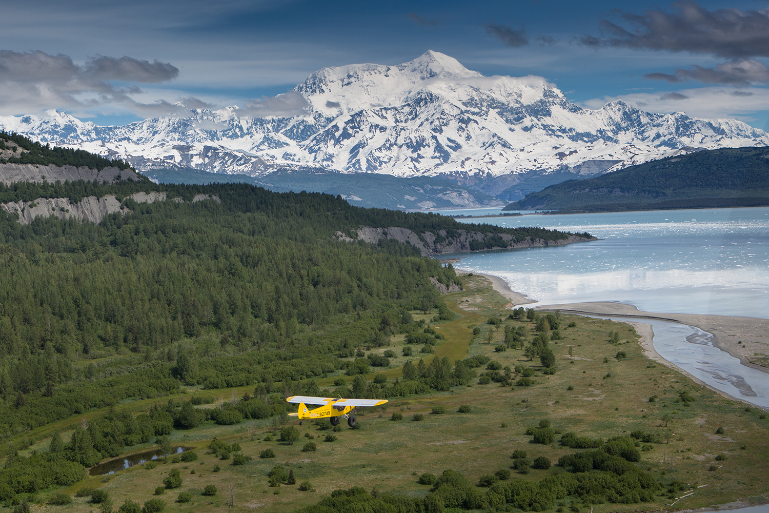A trip to one of Alaska's most remote fly-in lodges