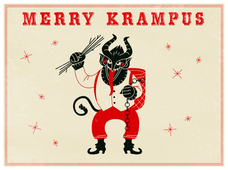 What Is the Krampus? | Huckberry