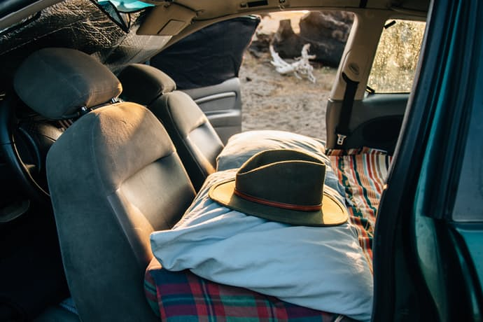 Sedan Life Roadtrip Fresh Off Grid Huckberry Journal Huckberry