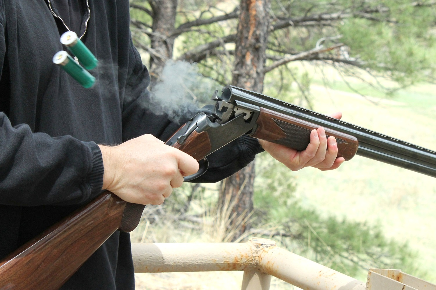 How To Shoot Sporting Clays Huckberry