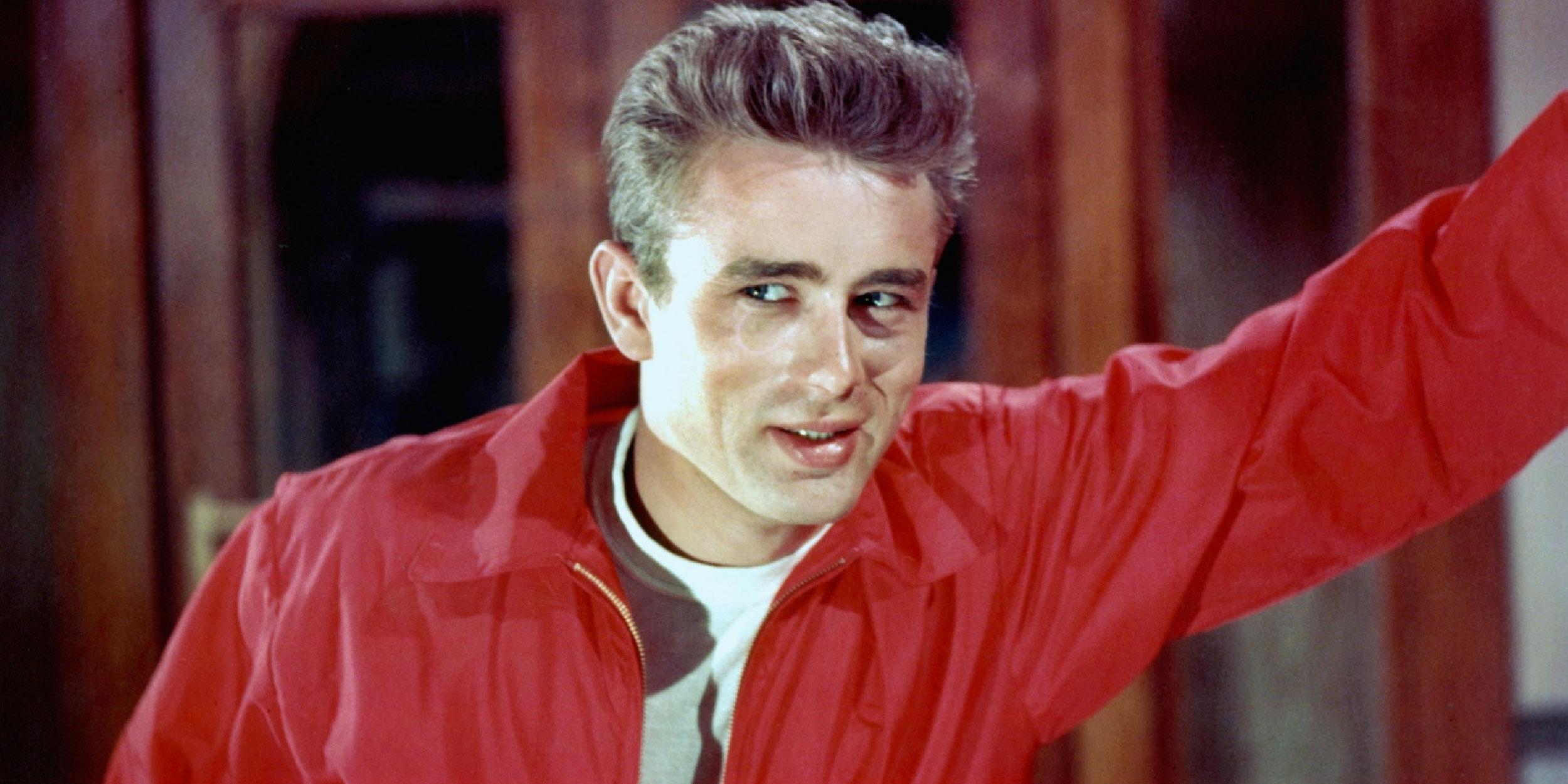 James Dean Harrington Jacket
