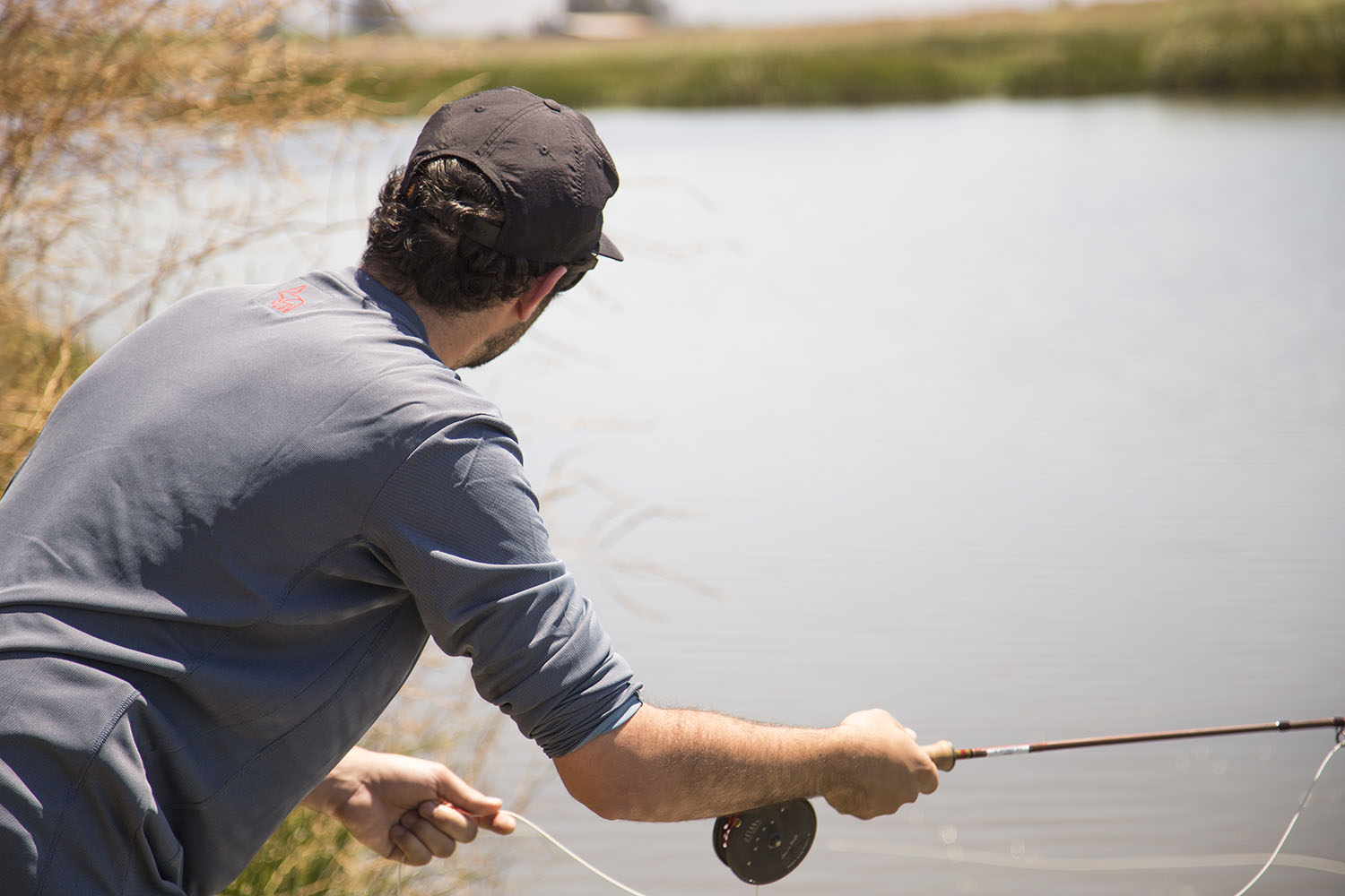A Day At Leland Fly Fishing Ranch Huckberry