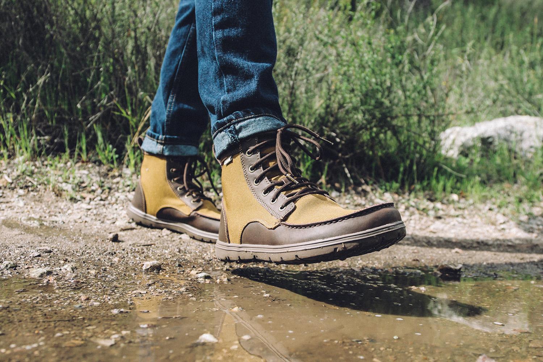 Lems Boulder Boot in Buckeye