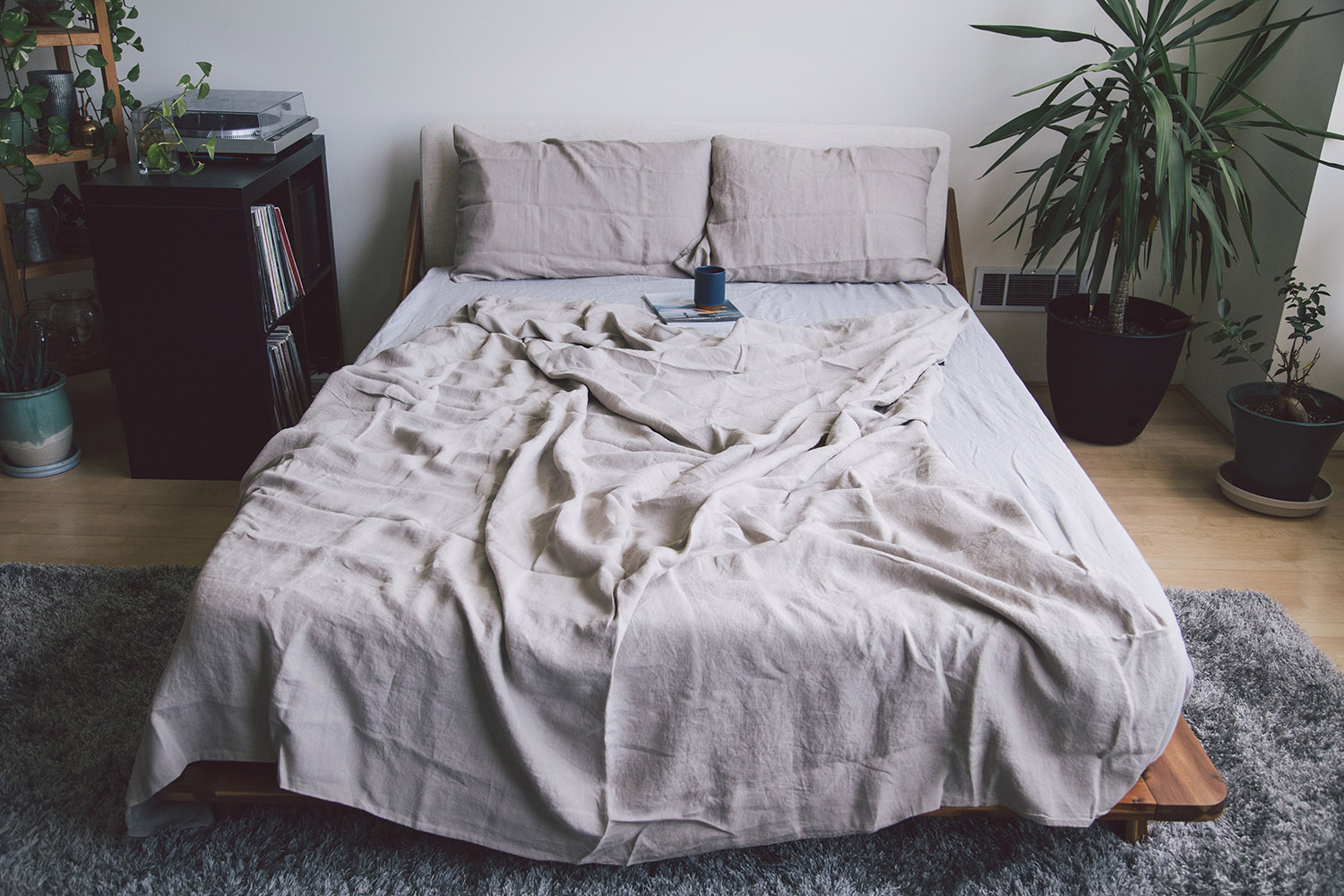 Matteo Harbon Linen Bedding