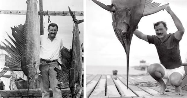 Ernest Hemingway In Key West Huckberry