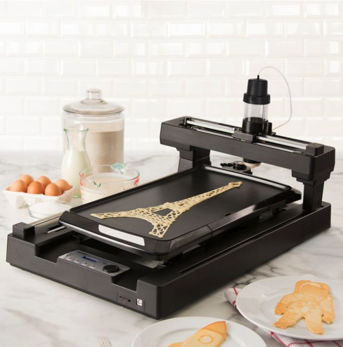 3D Pancake Printer