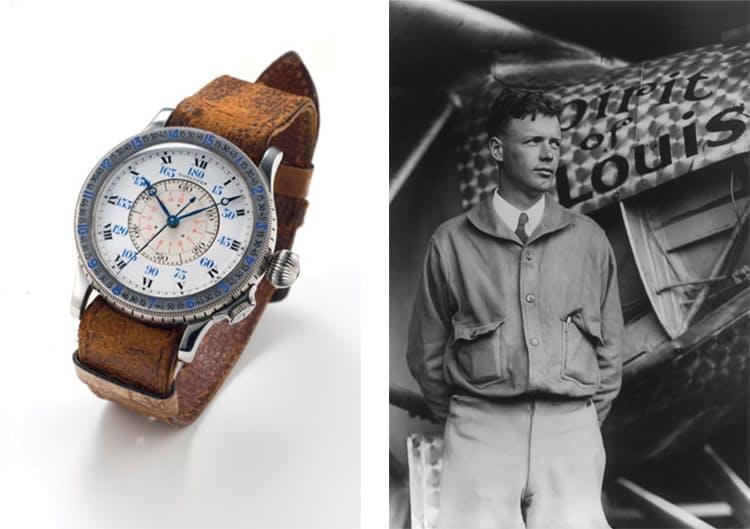 Lindbergh & Longines