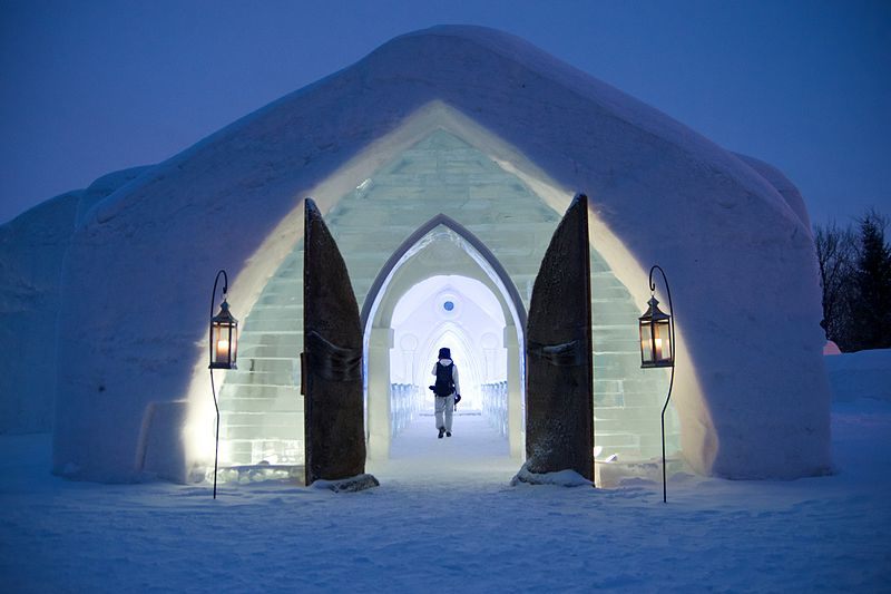 Quebec City Ice Hotel