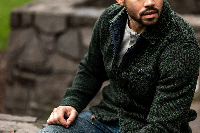 Bonded Rag-Wool CPO