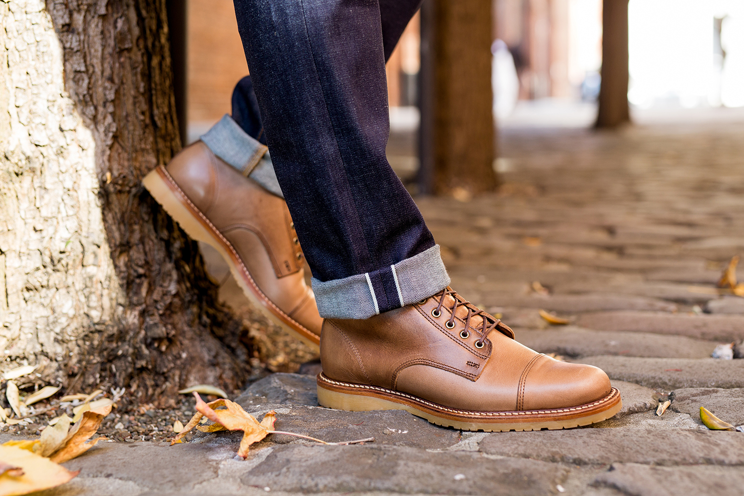 Rancourt & Co. Wolf Boot