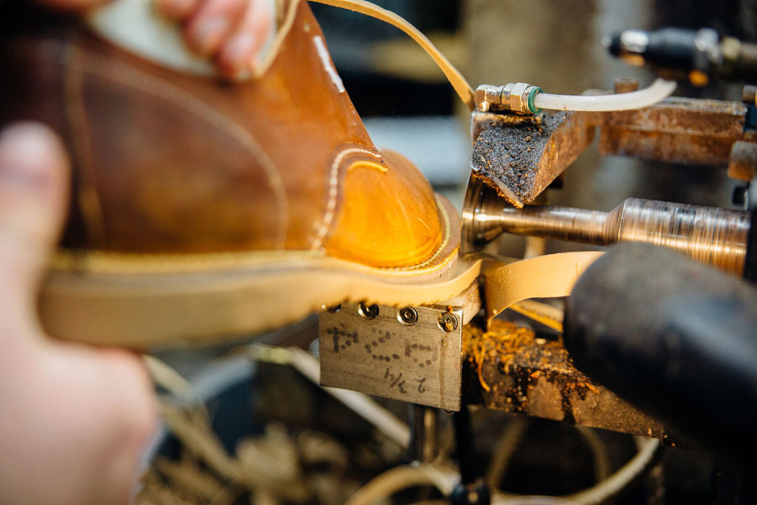 Red Wing boots are handmade in Minnesota