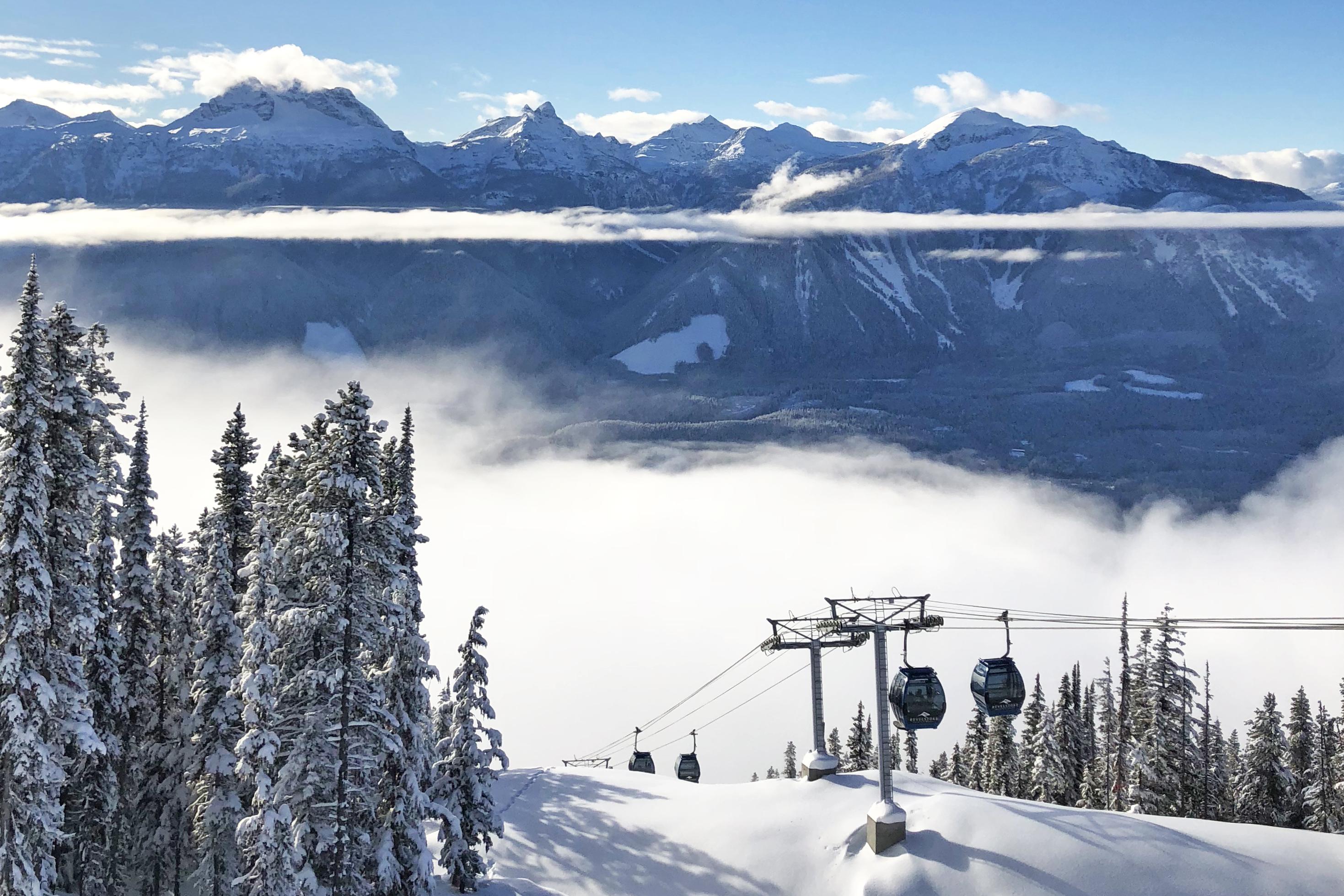 Revelstoke Skiing