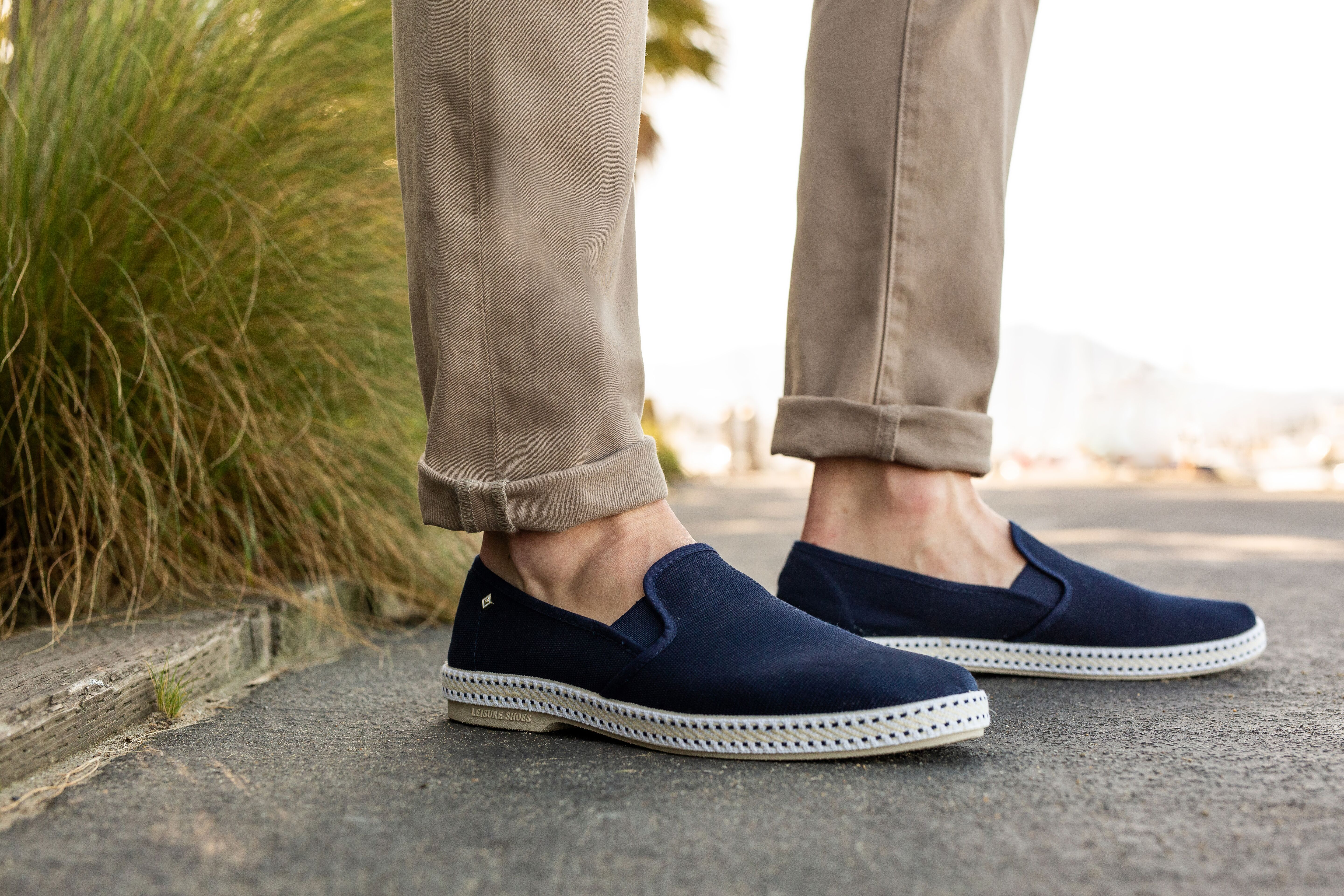 Rivieras Classic Slip-on Shoes