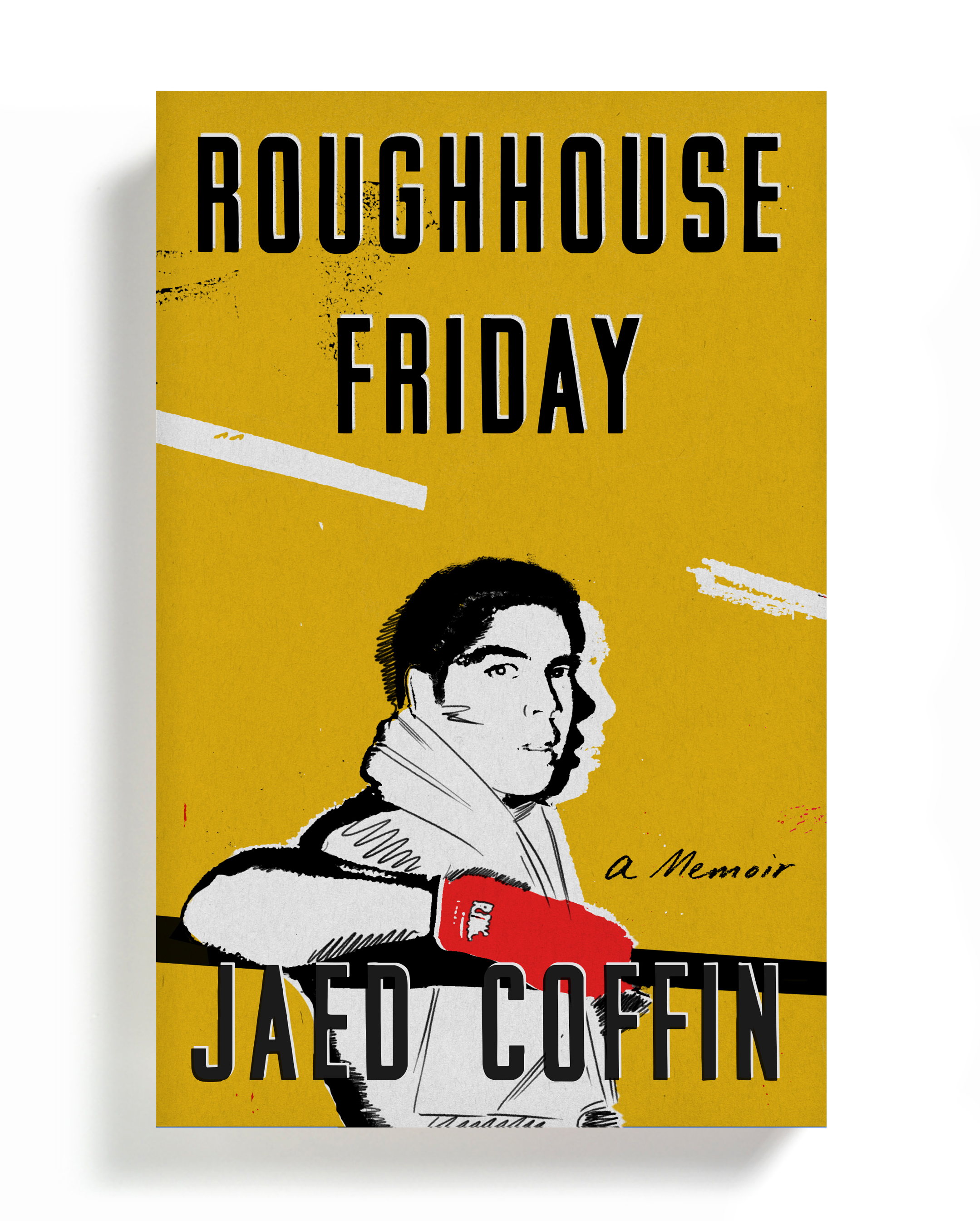 Roughhouse Friday by Jaed Coffin