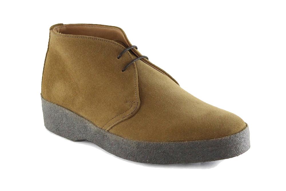 Sanders High-top Chukka Boots
