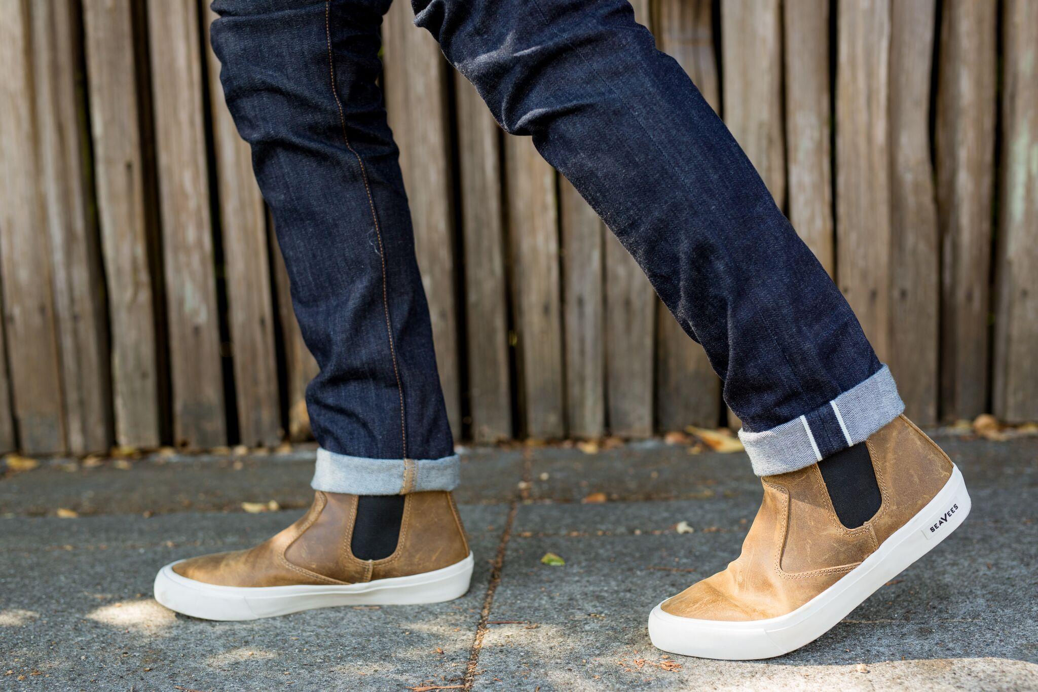 SeaVees Coronado Chelsea Boot