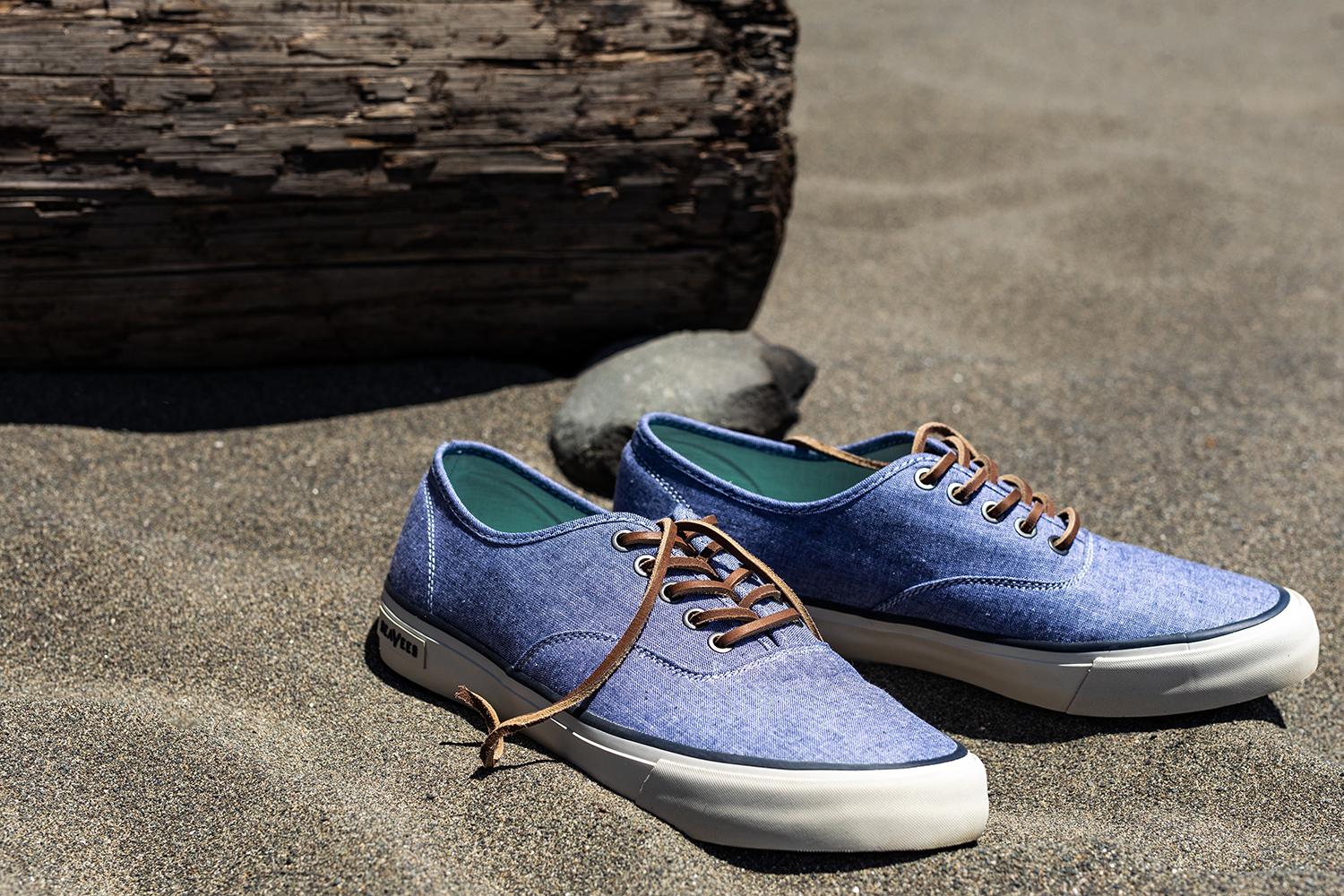 SeaVees Legend Sneaker Chambray