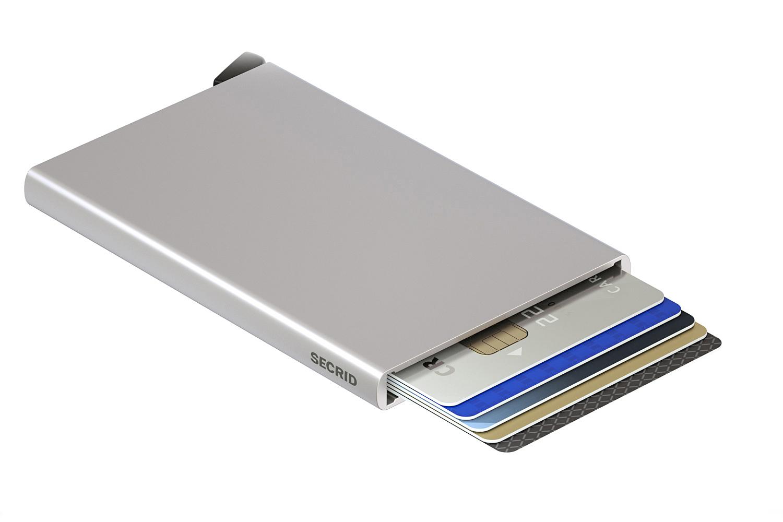 Ultralight Card Holder Slim Money Clip Pocketo Simple Minimalist Wallet For