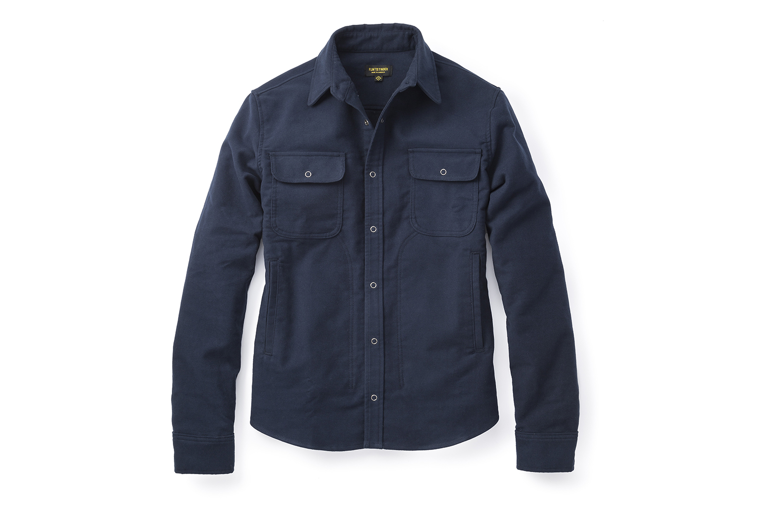 Flint and Tinder Moleskin Shirt Jacket