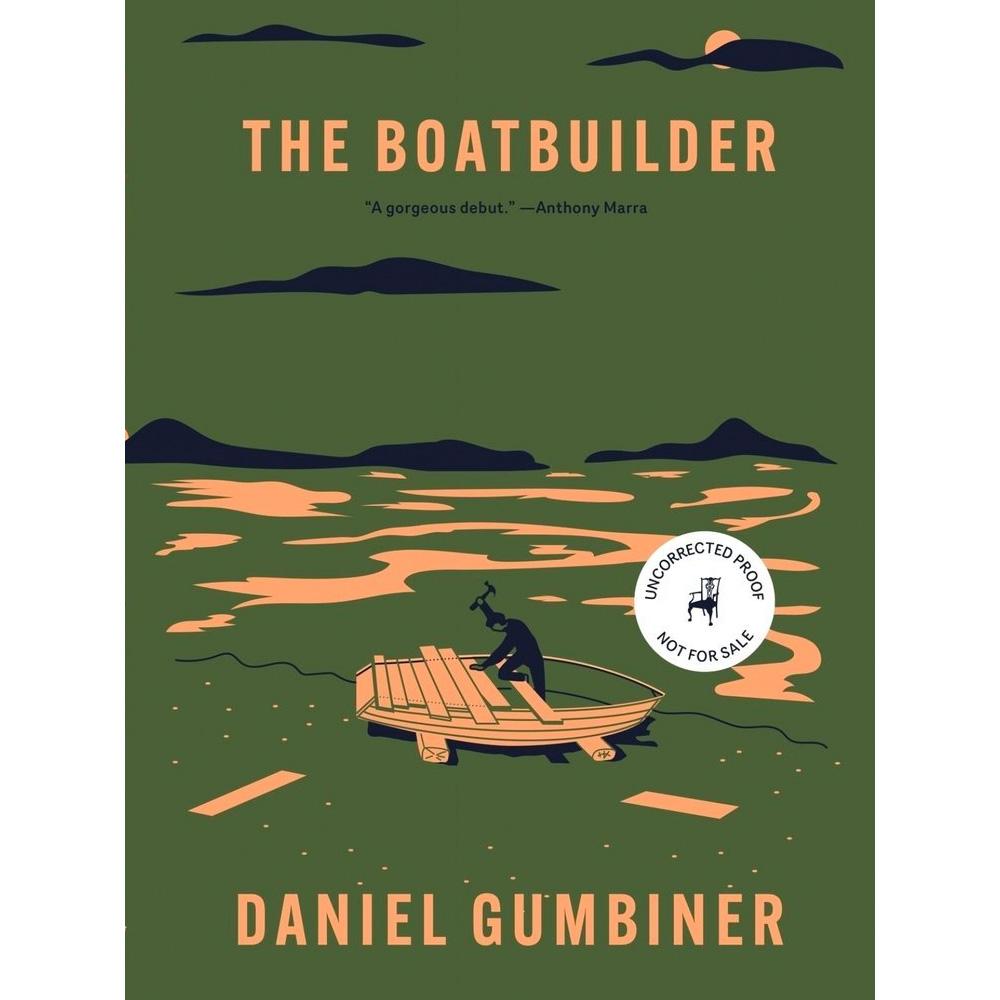 The Boatbuilder by Daniel Gumbiner