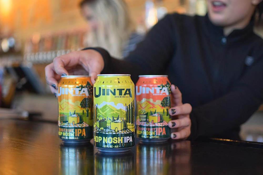 Unita Brewing in Salt Lake City, Utah
