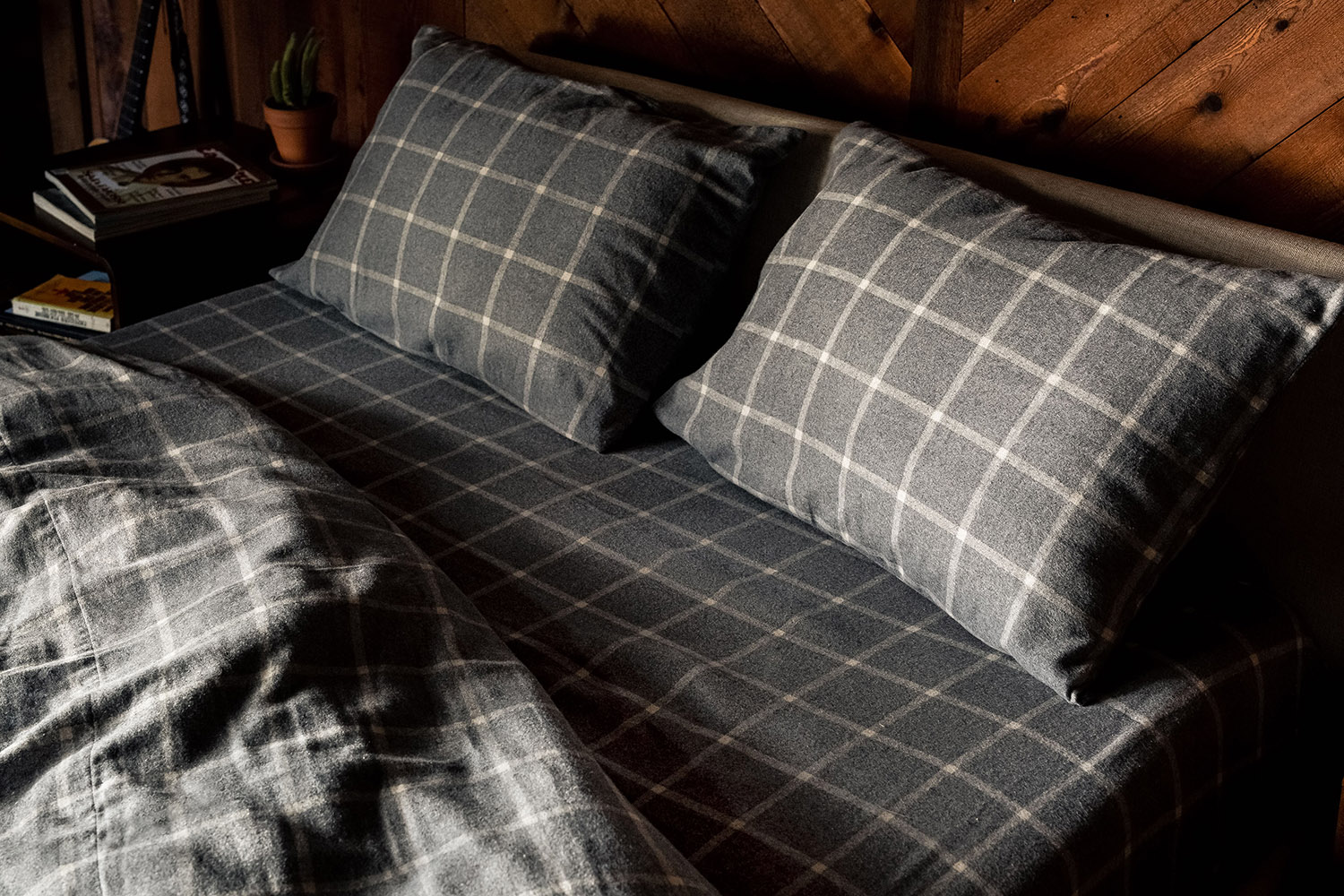 Upstate Flannel Sheets